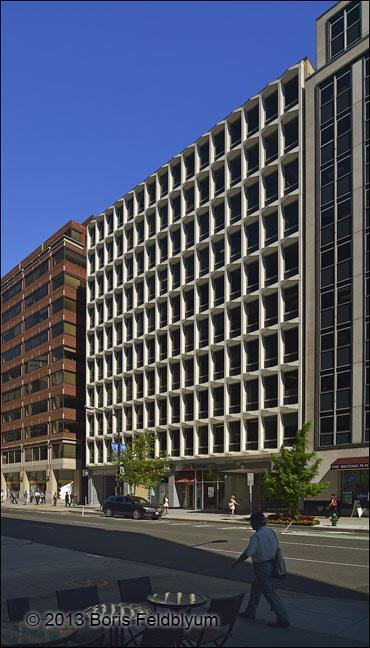 New Dc Bar Association Building